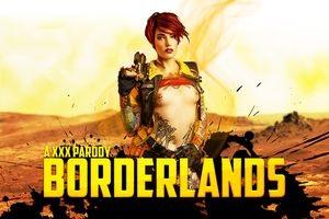 Borderlands XXX Cosplay VR Porn Parody, Silvia Rubi